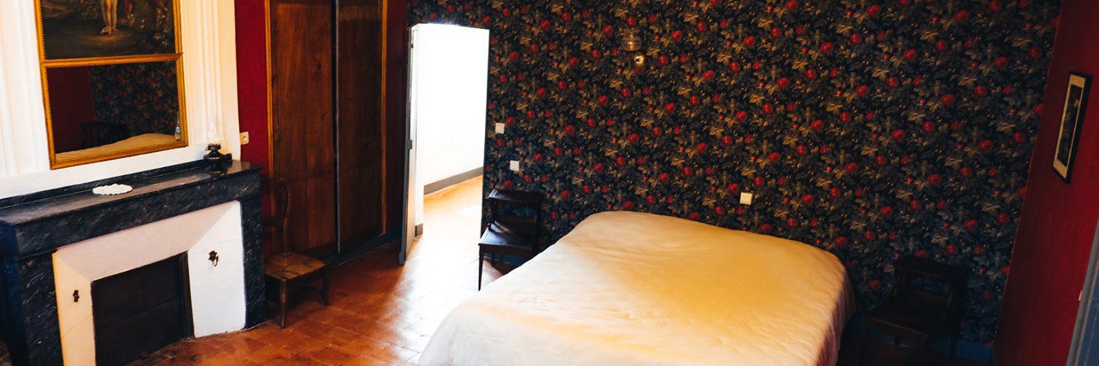 chambre des roses